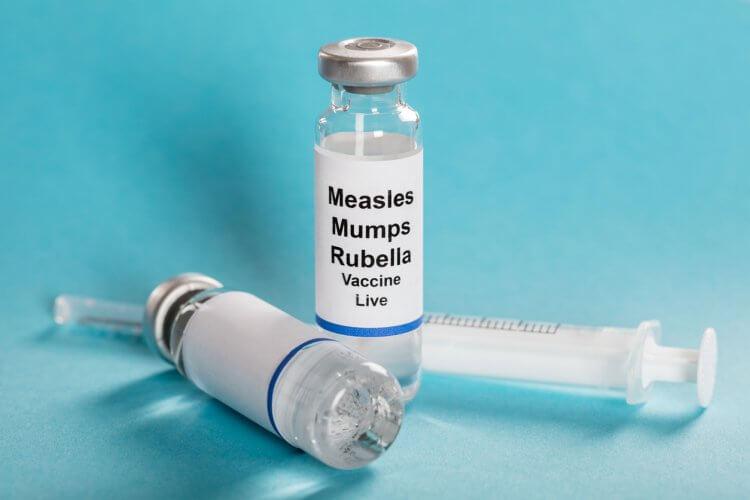 病院で受ける麻しん・風しんワクチン予防接種