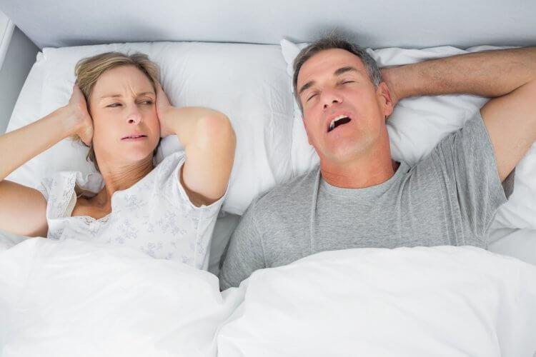 中高年に多い高血圧と睡眠時無呼吸の合併