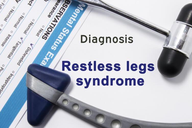 むずむず脚症候群という病名