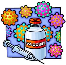 インフルエンザのワクチン接種
