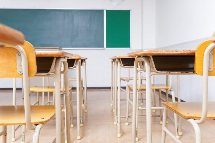 教育現場の写真