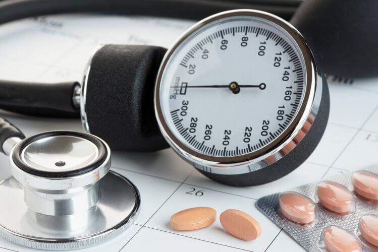 高血圧を治療する薬