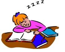 子供の睡眠時無呼吸症候群の症状 眠気